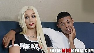 Lexxxi London and Lil D Interview with FreakMob