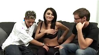 Sami Scott Picked Up from Dr. Office and fucked by Phat Zane and Homie Hot Girls Are Here, Try It FuckNo