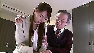 Rallig Japanisch Hure In Erstaunlich Milf, Ehefrau Jav S...