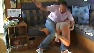 spanking neighbor