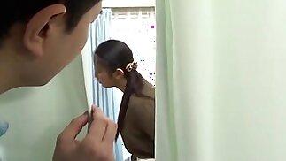 اليابانية هي أفضل -- داندي 424 وقالت انها تأخذ الرعاية منه..