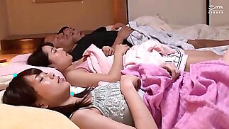 DOCP-206 Fucking a teen japanese while others are sleeping beside