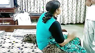 Homemade Mature Arab Married Couple Foreplay and Missionary